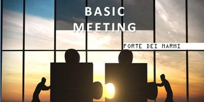 BASIC MEETING - Forte dei Marmi