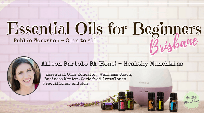 Essential Oils for Beginners - Brisbane