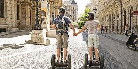 Budapest Segway Tours tickets