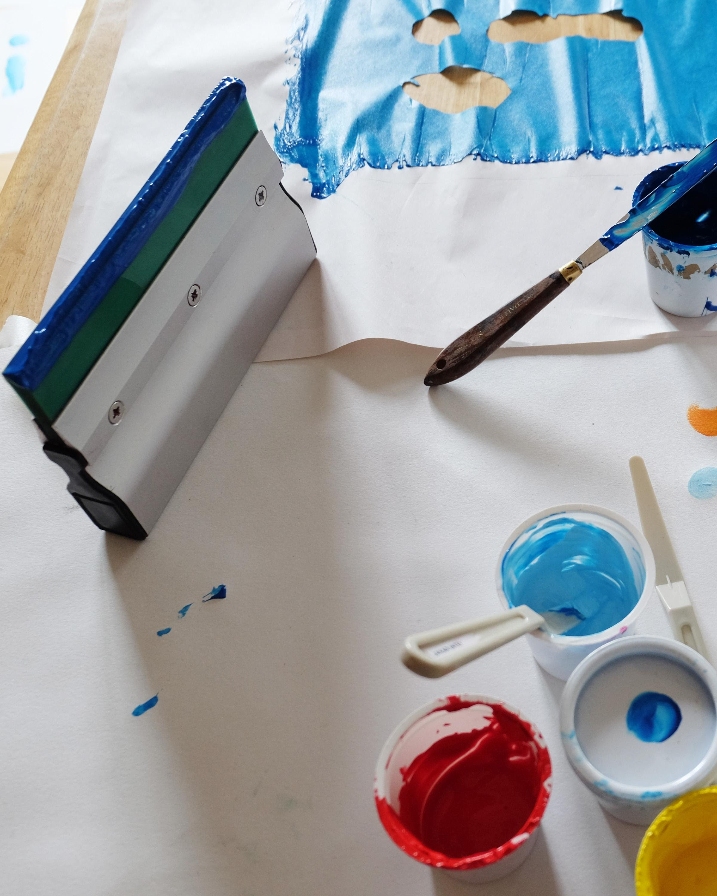 Introduction to screen printing with Aoife Barrett |One-day workshop| June 23th