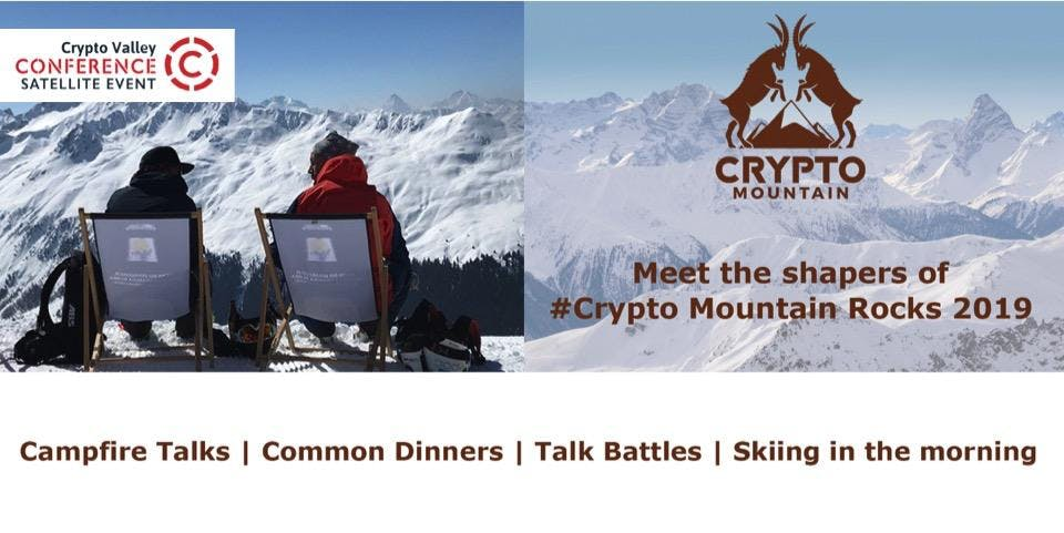 The Spirit of CryptoMountainRocks