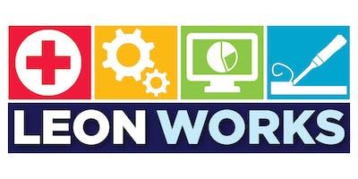 2020 Leon Works Expo - Exhibitor Registration