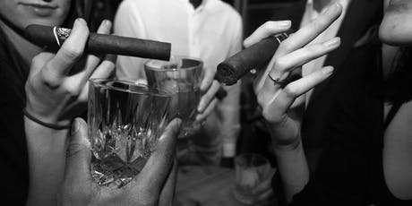 DAVIDOFF CIGAR X WHISKEY SUMMER NIGHT SERIES tickets