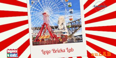 Lego Bricks Lab a tema Luna Park