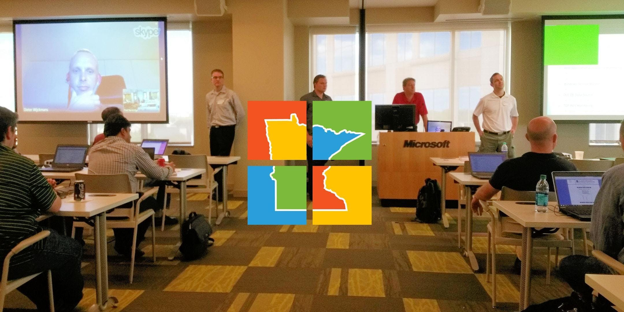 MNSCUG June 2018 Meeting - Software Updates