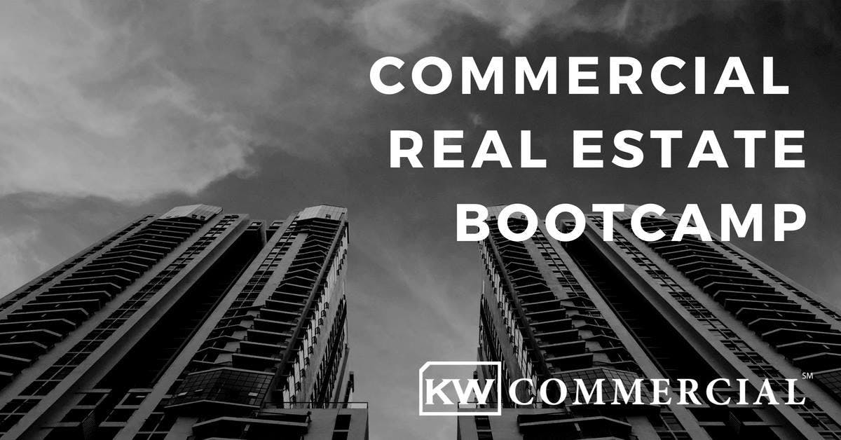 Commercial Real Estate Bootcamp with Alicia S
