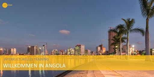 Interkulturelles Training Angola