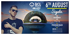 BCL Festival: Sigala, Kideko and TCTS