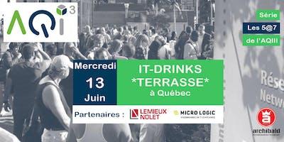 IT-DRINKS *TERRASSE* - Québec