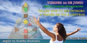 Charla Gratuita Presentación Taller Vive tu Ser...