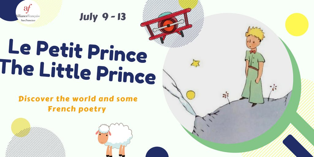 French Immersion Summer Camp Le Petit Prince
