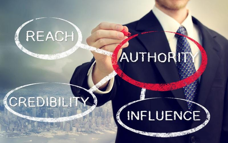 How to Lead the Field with Authority Marketin
