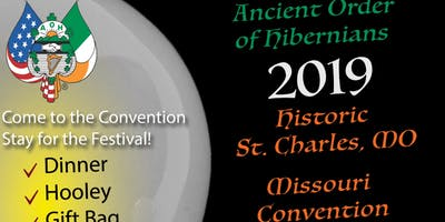 2019 Ancient Order of Hibernians - Missouri State Convention