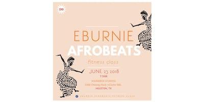 Eburnie Afrobeats Fitness Class| African Dance