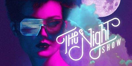The Night Show @ Ozio | Each & Every Saturday tickets