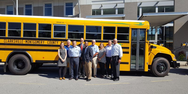 Alternative Fuel School Bus Workshop