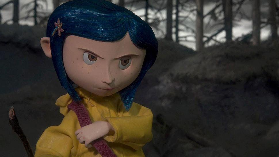 Tuesday Movie Night - Coraline