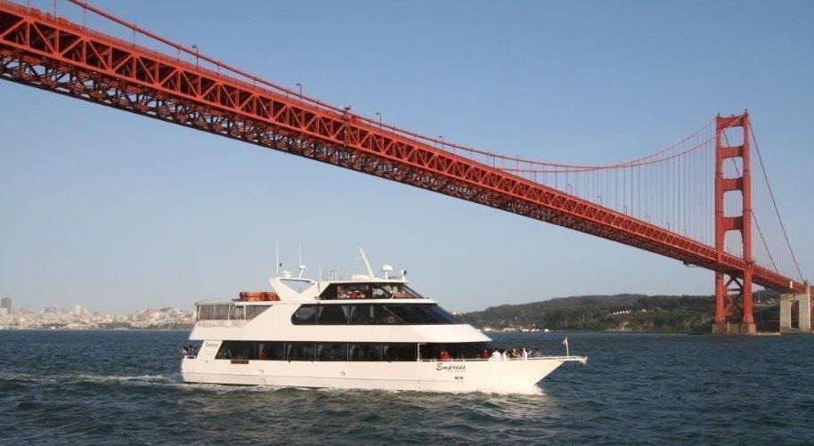 Sip, Taste & Shop San Francisco Bay Cruise