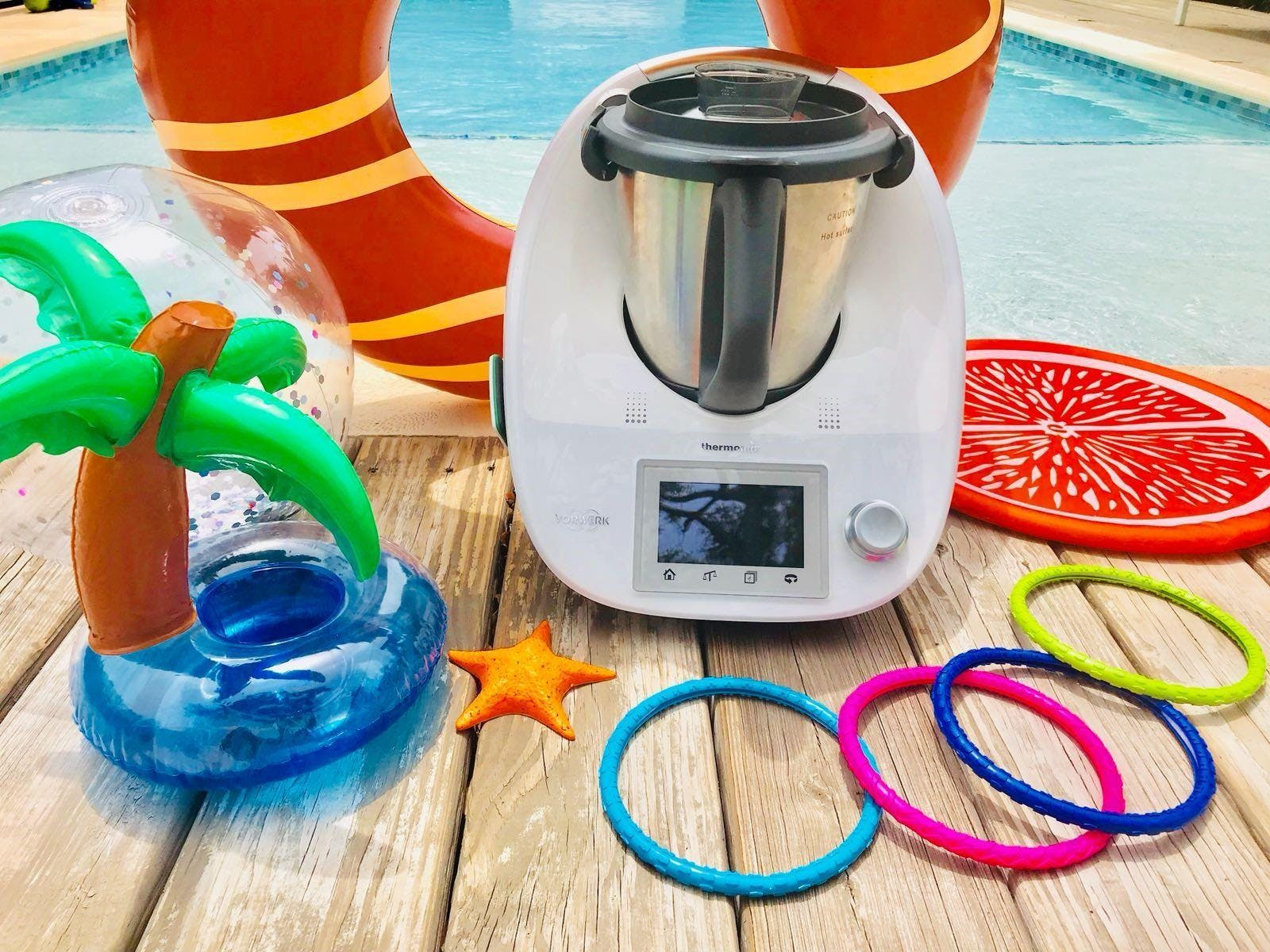 Summer Fun with Thermomix®- Mommy and Me Inte