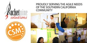 Certified Scrum Master Training (CSM) Orange County,...