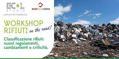 Workshop Rifiuti on the road! RemTech EXPO
