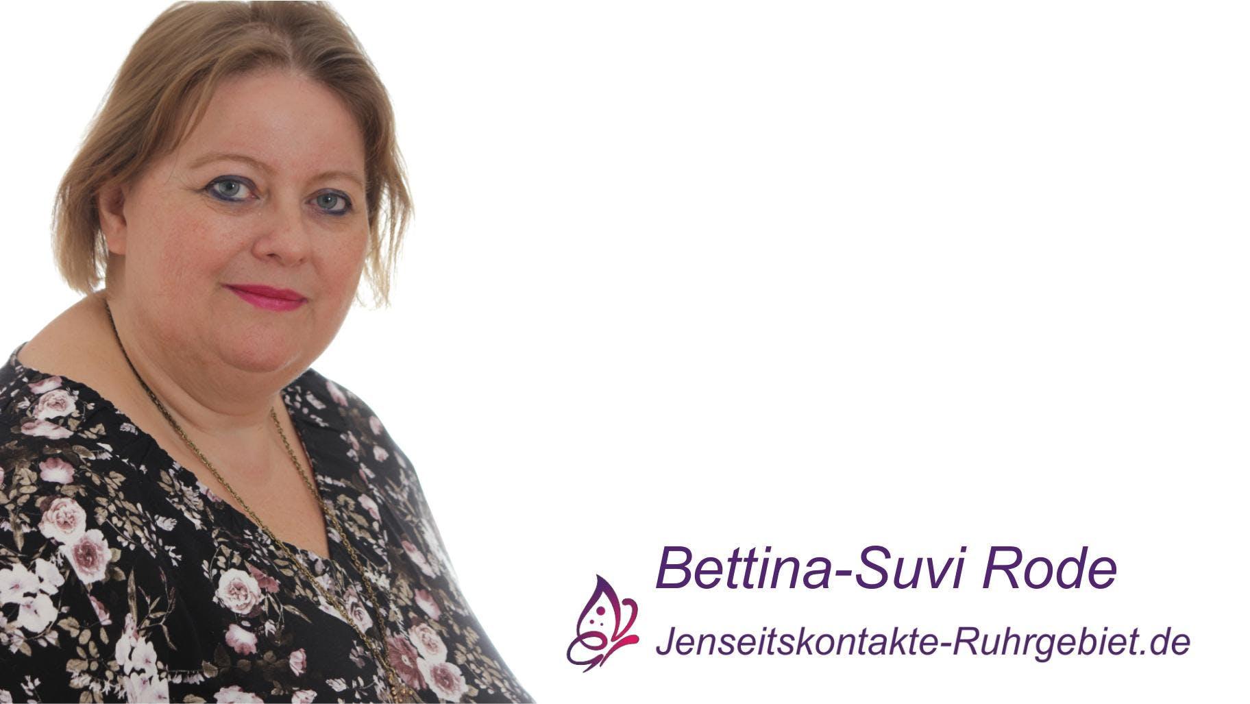 Jenseitskontakt als Privatsitzung mit Bettina