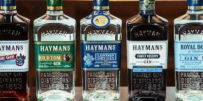 Masterclass Hayman's Gin