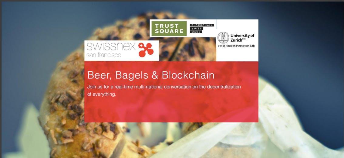 Beer, Bagels & Blockchain