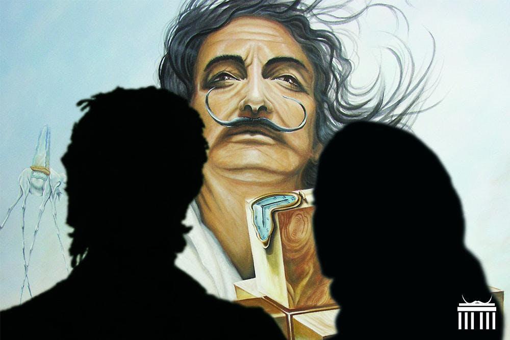 Dalí - Die Ausstellung am Potsdamer Platz (Da