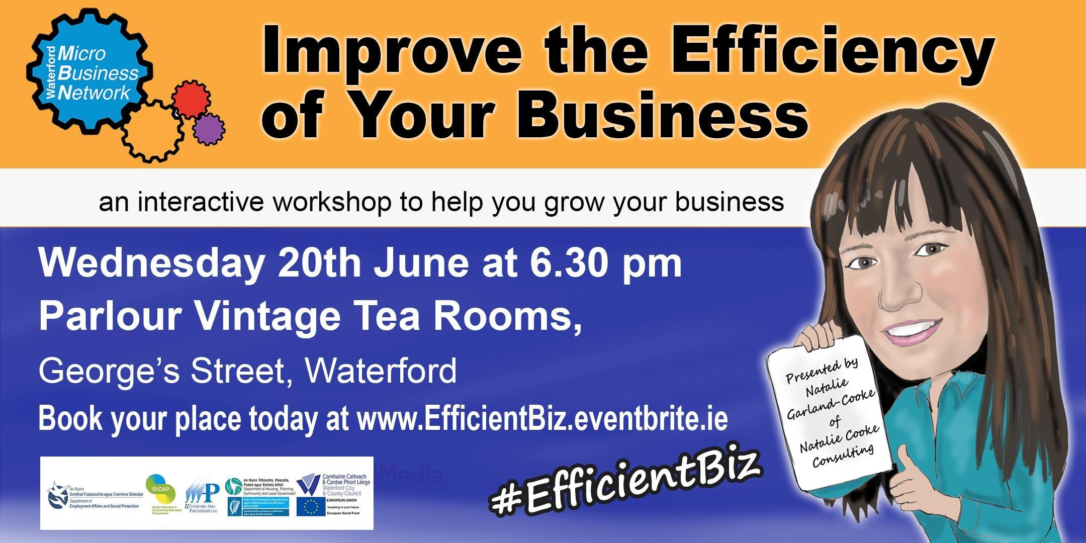 Improve the Efficiency of Your Business