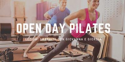 Open Day Pilates con Giovanna e Giorgia