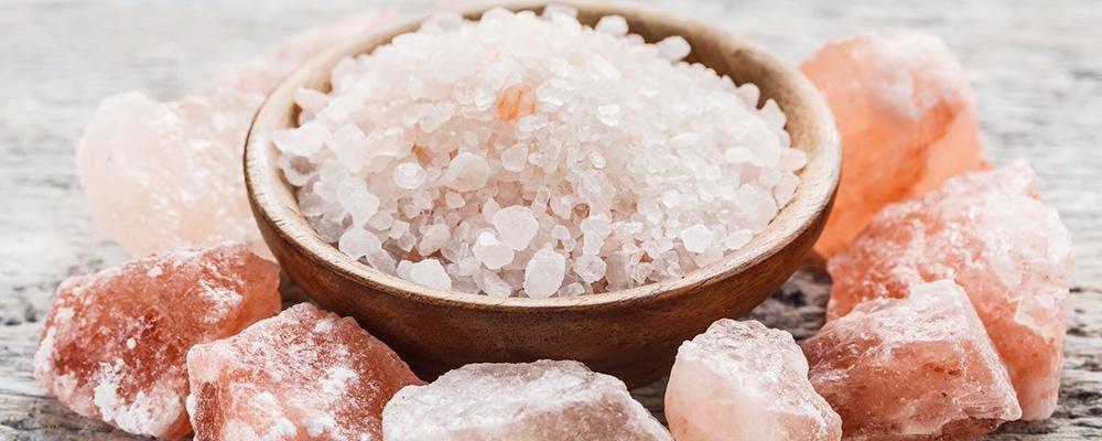 Meditazione in grotta di sale