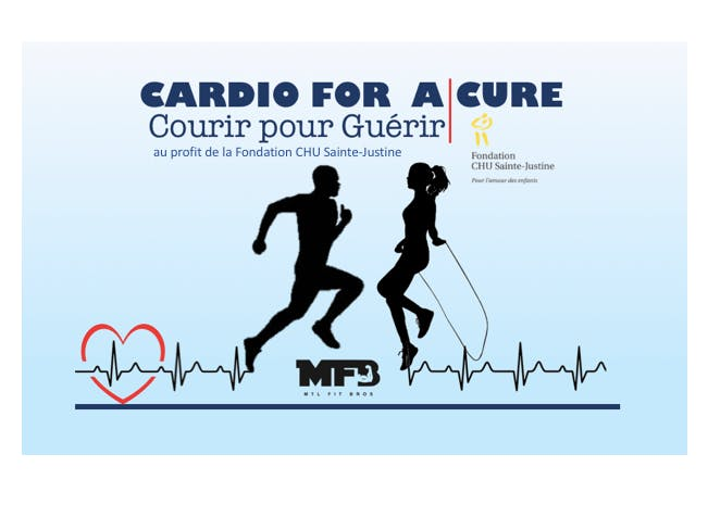 Cardio for a Cure // Courir pour Guérir