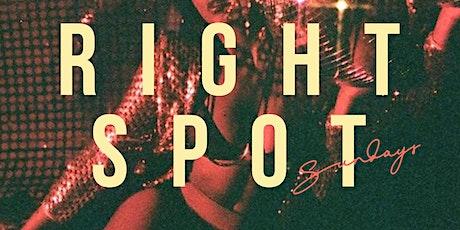 Undefeated Sundays x Right Spot Sundays | 4pm-2am tickets