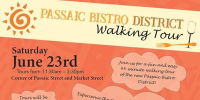 Bistro District Walking Tour