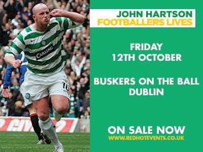 John Hartson: Footballers Lives