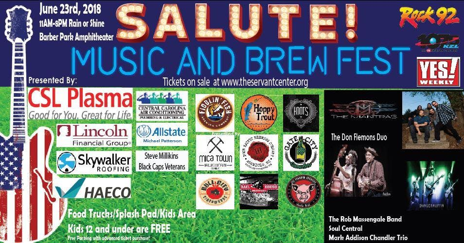 Salute! Music and Brew Fest