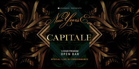 joonbugcom presents capitale new years eve party 2019 tickets