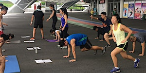 28DTC HIIT @ National Statdium (Season 1)