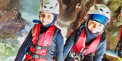 Canyoning Aniene