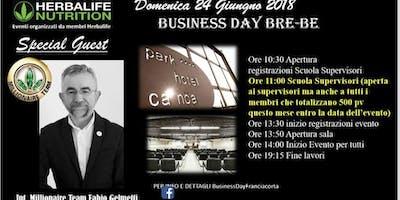 24 GIUGNO BUSINESS DAY (PROGETTO BREBE)