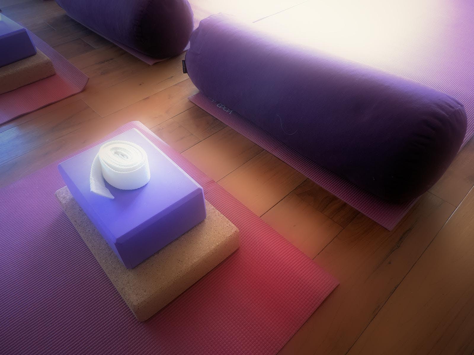 Yoga for Beginners: Week 1 - 11:30 - 13:00