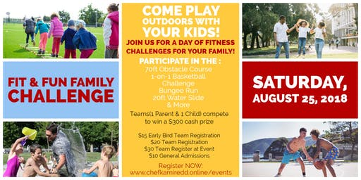 Fit & Fun Family Challenge