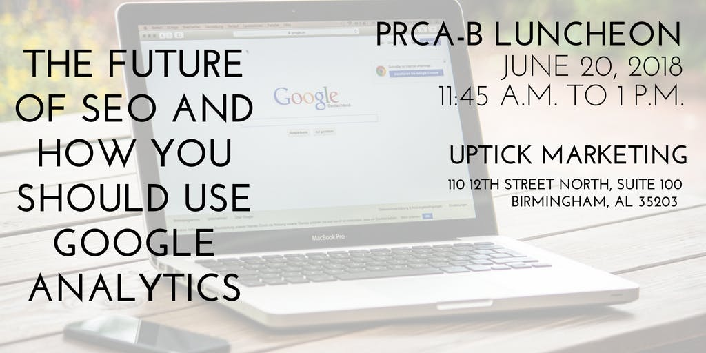 PRCA-B Presents: The Future of SEO and How Yo