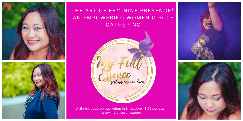The Art of Feminine Presence - Introductory w