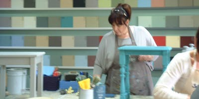 Beginners Furniture Painting Workshop