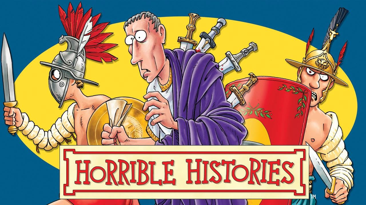 Horrible Histories Table Quiz Age 7+