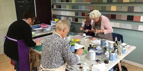 Advance Painting Techniques Workshop tickets