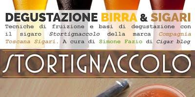 Serata di degustazione Sigari & Birra, con musica e reading