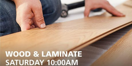 Do it yourself wood and laminate flooring workshop tickets multiple free solutioingenieria Images